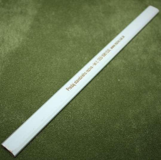 Biela tesárska ceruza