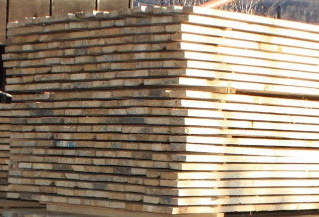 Predaj stavebného dreva - dosky