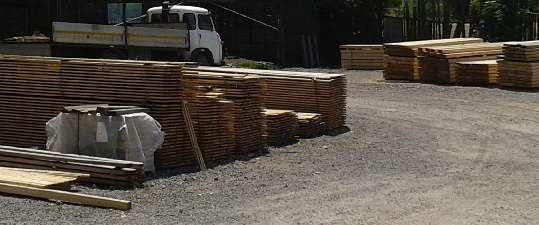 Stavebné rezivo - cenník